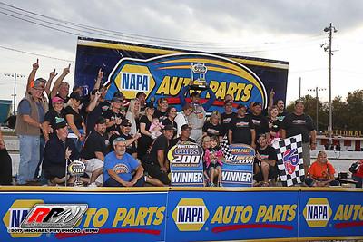 Oswego Speedway - 10/8/17 - Michael Fry