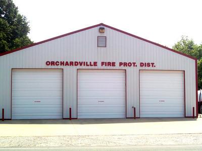 ORCHARDVILLE FPD  -  XENIA