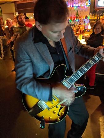 Rockin' Johnny Burgin at the Starlet Room