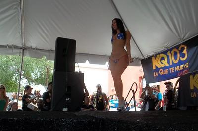 Bikini Contest - Miss Harley Davidson