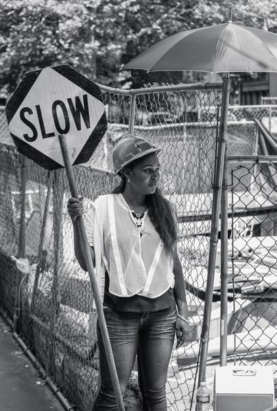 Go Slow man… NYC