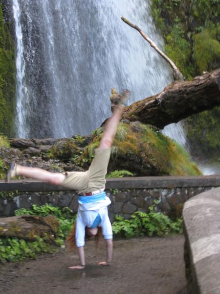 Stacee Calderon - Wakeenah Falls, OR - 08/2008