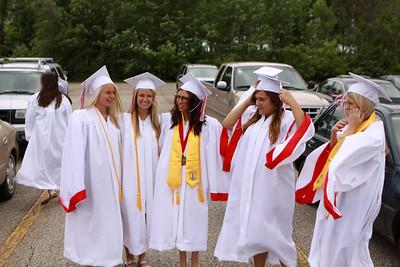 6/2/2013 Graduation (Before Ceremony)