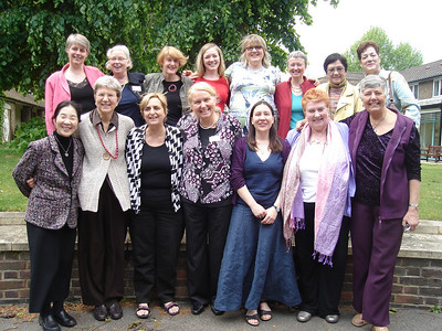 2009 Women's Ordination Worldwide Steering Committee meeting in London