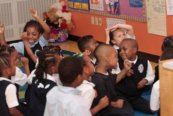 St.Philips Academy Kindergarden Step Up