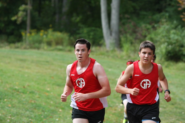 Boys Cross Country: GA vs SCHA - Gallery II