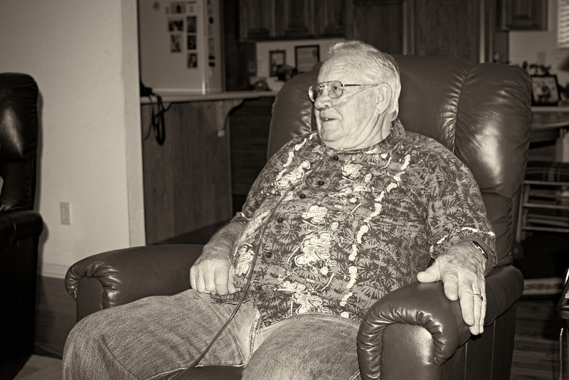 Don Duff, Norene's husband.