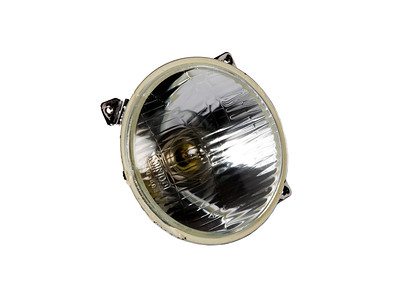LANDINI MASSEY FERGUSON HEADLIGHT LAMP 1672766M91