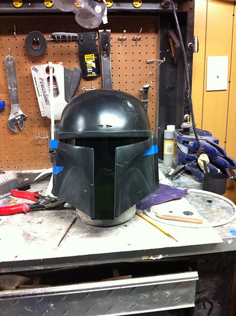 GMH Fett Helmet