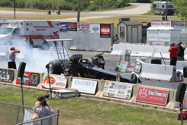 Speedzone Magazine coverage from the New England Dragway LODRS Division 1 points meet Epping New Hampshire