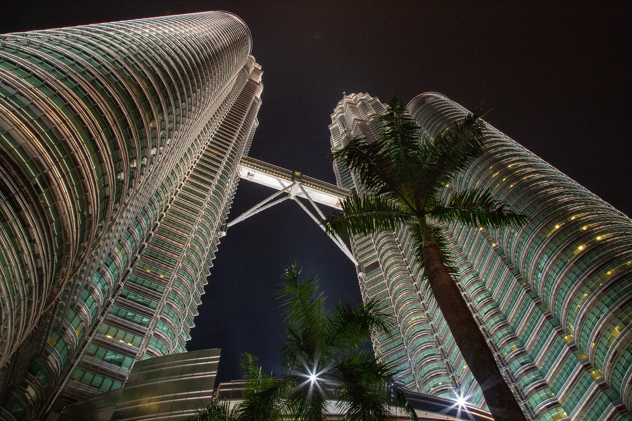 Photo | Petronas Towers in Malaysia