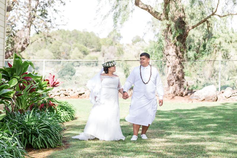 Kaitlyn + Si'ufaga (Wedding)