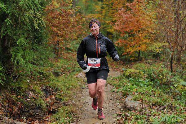 Coed y Brenin Trail Duathlon - Run 2 Last kM