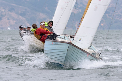 International Folkboat Regatta - Day 1