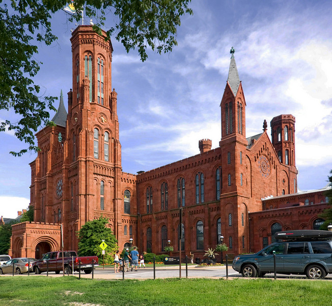 The Smithsonian. (c) Vikas Patel. All Rights Reserved.
