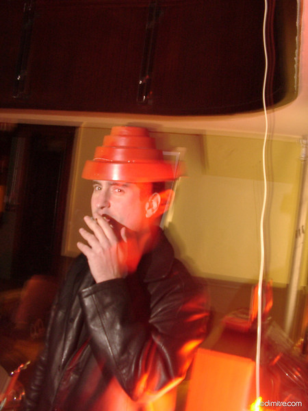 011027 Halloween Temple Party & Q Studios