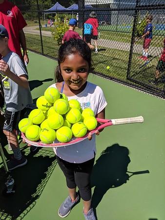 Tennis Week 5