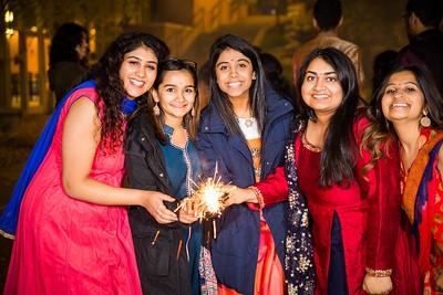 Gateway to Raas: Diwali Sparklers 2017