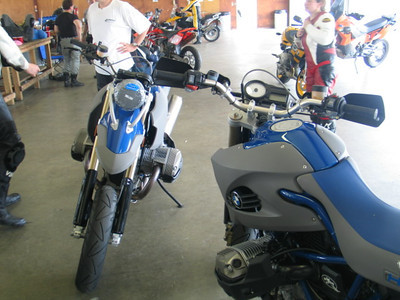 HP2s Go to Track Day 6-19-2006
