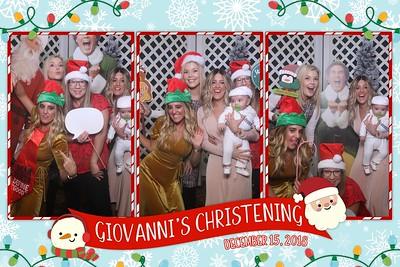 12-15-2018 Giovanni's Christening