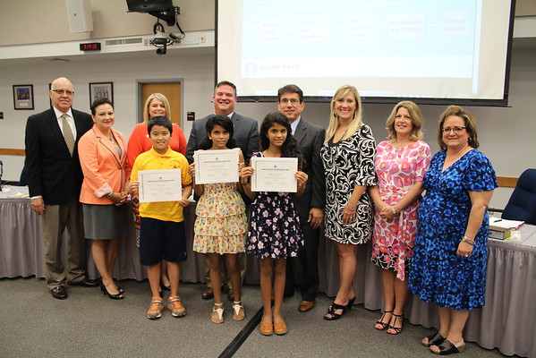 06-23-16 Board Recognition Photos