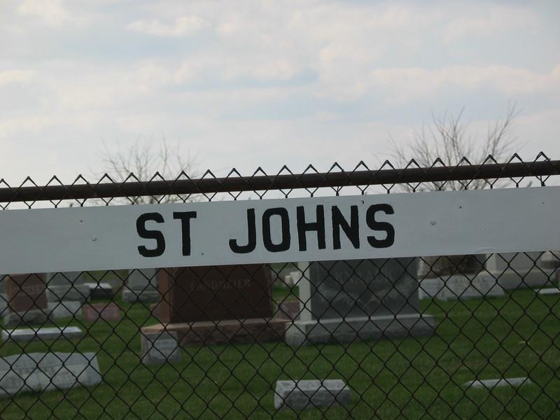 St. Johns Cemetery