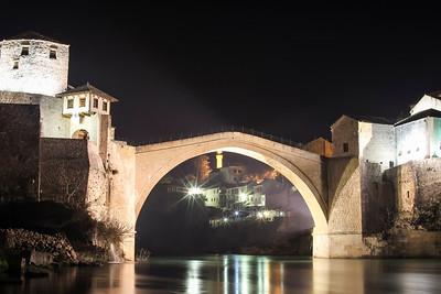 Bosnia- Mostar & Kravice Falls