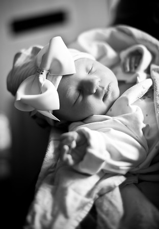 Malone Baby, Birth 2016