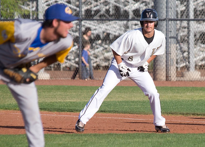 Baseball Verrado Varsity vs Carl Hayden 4/3/2012
