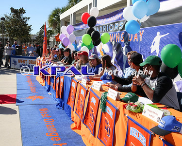 National Signing Day - West Orange High School