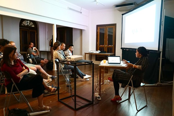 Exhibitions and talks by Deepti Asthana