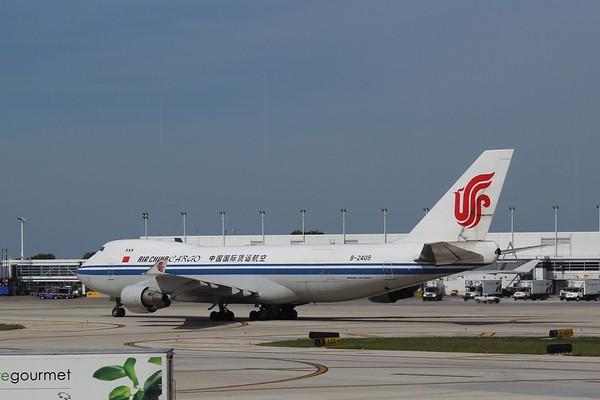 Air China Cargo (CA)