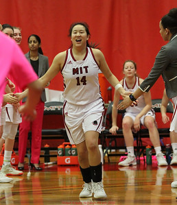 MIT-Simmons Women's Basketball Feb. 10, 2018