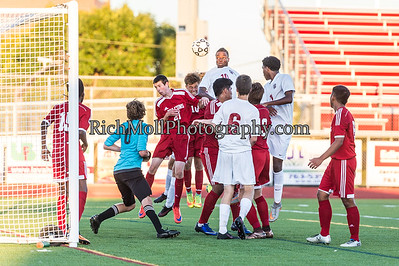 Armstrong vs. Maple Grove 8-30-16