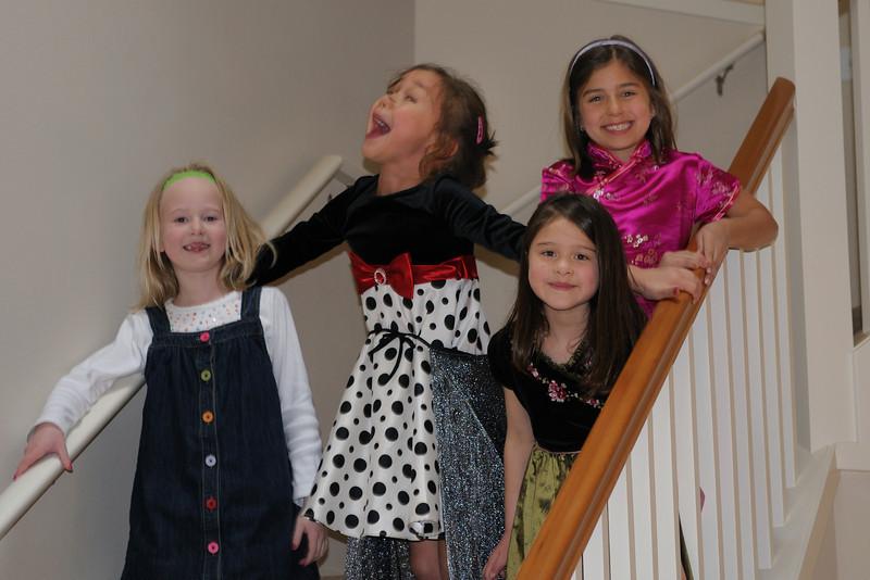 Caroline's 7th Birthday Sleepover Party