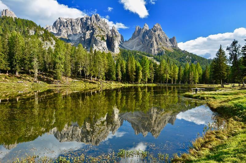 Lago Antorno - Dolomites