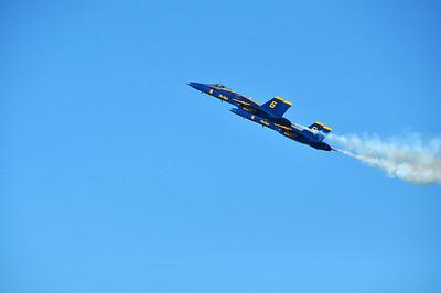 Blue Angels - SF Fleet Week 10.13.14