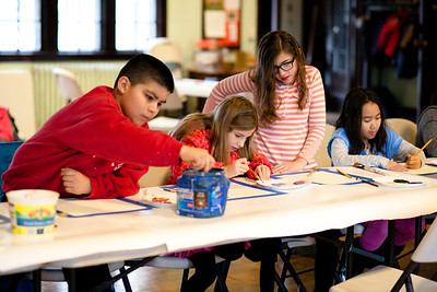 Meredith Fife Day Art with Kids Program