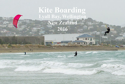 Mar 16 - Kiteboarding Time-lapse