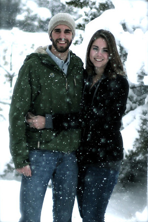 Amy and Collin Kessner 2012