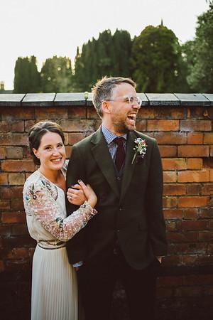 Bex and Ian - wedding