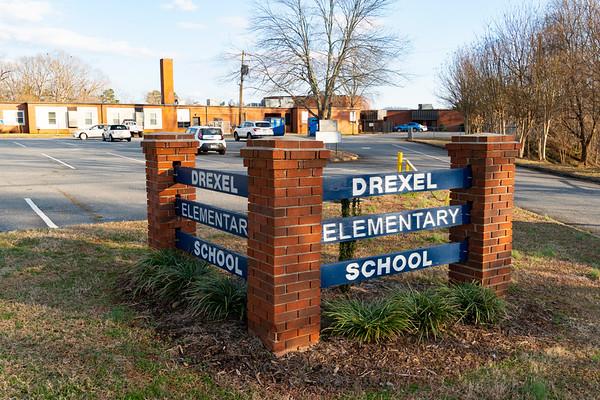 Erica French Drexel Elementary