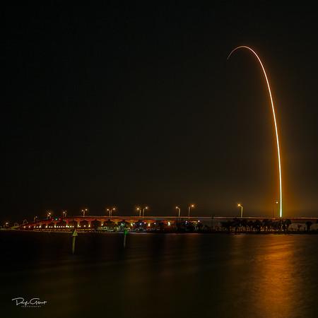 JCSAT 14 on a Falcon 9 Booster