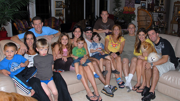 2007-11-23 - Rogers Family Picture