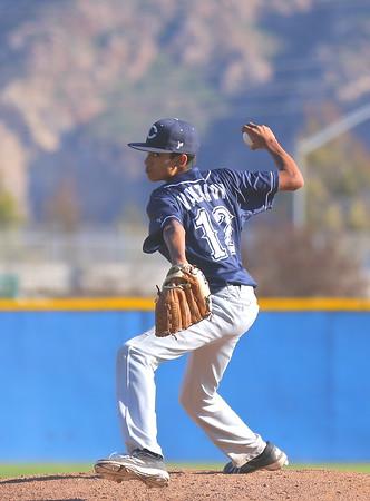 Scorpions Freshman Baseball 2016
