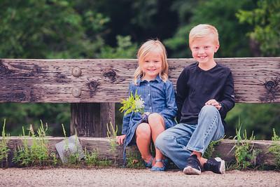 Tom + Danielle | Family Portraits