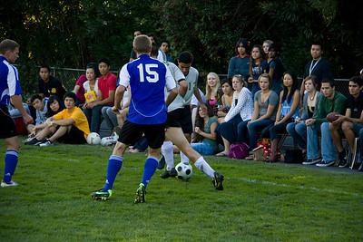 PUC Men's Soccer VS William Jessup