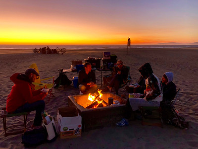 Ocean Beach Bonfire: OCt 4, 2019