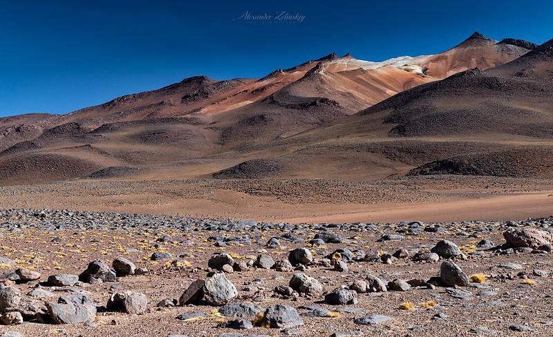Seven Colors Mountain