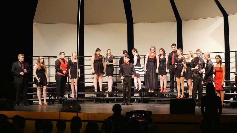 2014 CVHS Fall Choir Concert